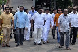 Weerawansa Remanded Joint Opposition Visits Yoshitha At Welikada Daily Mirror Sri