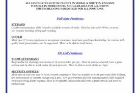Resume For A Restaurant Job by Hotel Manager Resume Examples Hotel Manager Cv Template Job