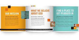 church brochure designs christian church brochure template design