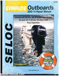 evinrude johnson marine manuals repair manuals online