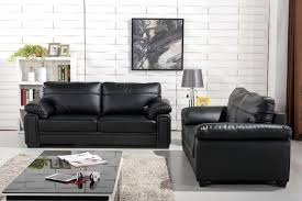 Ebay Chesterfield Sofa by Black Leather Sofa Set U2013 Anis Tchadhouse Com