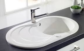 kitchen sink white white double bowl farm sink with stainless steel color single