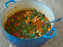 8 spice squash and chicken thighs stew u2014 the weekender fn dish