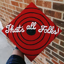41 Decorated Graduation Cap Ideas