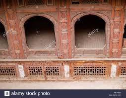 interior design of an old haveli merchant s home peshawar pakistan