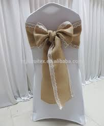 Chair Sashes Wholesale Burlap Chair Sash Burlap Chair Sash Suppliers And Manufacturers