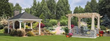 Backyard Gazebos Pictures - lancaster county backyard u2013 gazebos pavilions and pergolas from