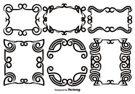 scrollwork free vector 3829 free downloads