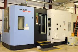 4 axis cnc horizontal machining center doosan mdl hp6300 new 9