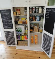 Kitchen Pantry Ideas For Small Spaces Kitchen Pantry Pantry Redo