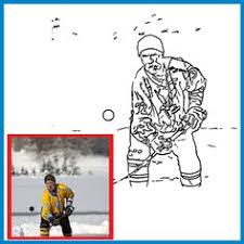 free hockey players coloring pages sports coloring pages