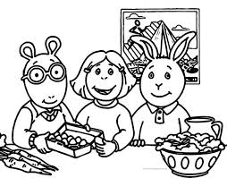 coloring pages arthur coloring pages inspirations arthurs