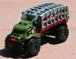 jurassic world vehicles mauler hauler matchbox cars wiki fandom powered by wikia