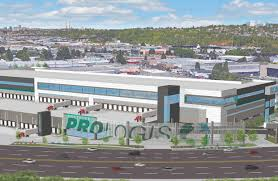 prologis to build first multistory warehouse in the u s wsj