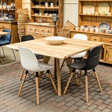 Oak Dining Table Uk Buy Delta Oak Dining Tables Furniture Burford Garden