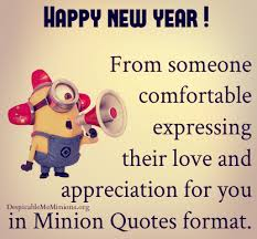 new year wishes happy new year from someone memions