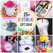 birthday gift ideas for friends projects