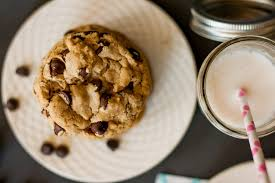the best vegan chocolate chip cookie recipe