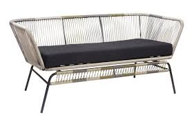 Veranda Metal Patio Loveseat Glider by Metal Patio Sofas U0026 Loveseats You U0027ll Love Wayfair
