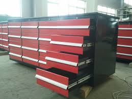 heavy duty tool cabinet steel garage drawer workbench tool cabinet qingdao desing animal