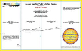 gate fold brochure template gate fold brochure template microsoft word fieldstation co