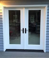 Secure French Doors - french patio doors installation polar bear energy systems in