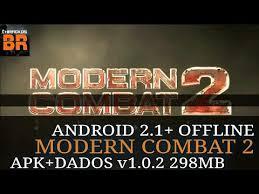 modern combat 2 free apk modern combat 2 hd v1 0 2 apk dados via wifi mega 4shared