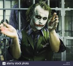 the 2008 warner with heath ledger as the joker