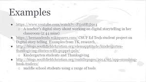 digital storytelling tim green and loretta donovan csuf ed tech
