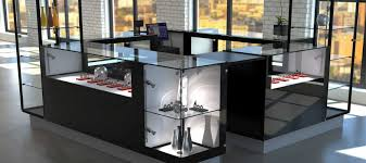 merchandise display case rmu u0027s retail merchandising units u0026 retail kiosks unibox
