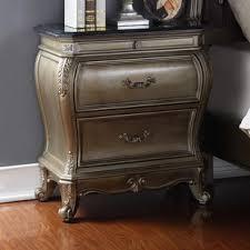 birch nightstands you u0027ll love wayfair