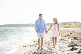 kate and joey cape cod engagement photographer heather