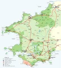 Banff National Park Map Pembrokeshire Coast National Park The Park 5997 Prähistorie