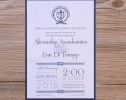 nautical wedding invitations nautical wedding invitation nautical invitations anchor