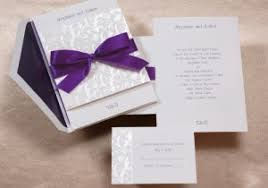printed wedding invitations where to get wedding invitations printed affordable a