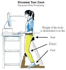 desk ergonomic desk standing height ergonomic stand up desk
