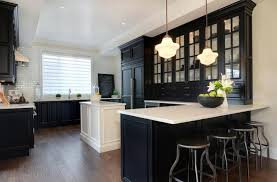 black and white kitchen table black and white kitchen ideas coffered ceiling in oak wood beam