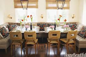 dining room with banquette seating dining room banquette seating us house and home real estate ideas