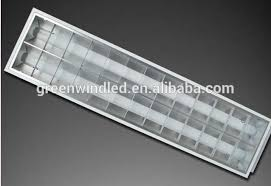 Office Ceiling Light Grid L Light Diffusers Grids T8 Fitting Office Ceiling Grille