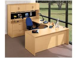 Corner Office Desk Hyperwork Curved Corner U Shaped Office Desk Hpw 1100 Office Desks