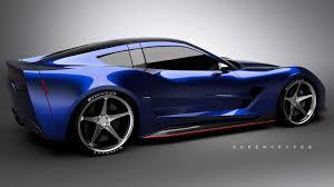 c6 corvette supervettes sv8 r chevrolet corvette c6 custom kit