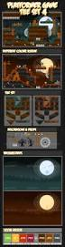 cute tile background halloween platformer game tile set 12 game assets vector game and gaming