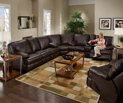 living room sectional recliner sofas microfiber that recline