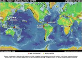 Hawaii Lava Flow Map Tanzania The Volcanism Blog