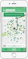 Amazon Seattle Map by Scoop App U0027s Limited Entry In Seattle Offers Carpools Without