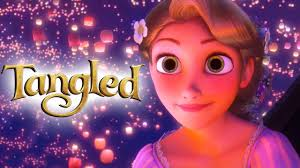 disney tangled rapunzel u0027s story princess storybook