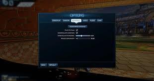 pubg deadzone don t forget to change deadzone in control settings rocketleague