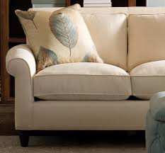 Feather Seat Cushions Brilliant Sofa Seat Cushions With Custom Replacement Sofa Cushions
