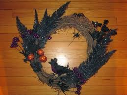 Halloween Scary Crafts by Carri Us Home A Spooky Halloween Wreath
