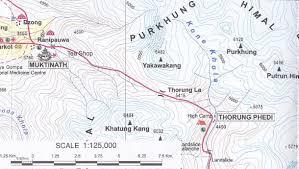 Show Me A Map Of Nepal by Thorung La The High Point Of Nepal U0027s Annapurna Circuit Ramblin U0027 Boy